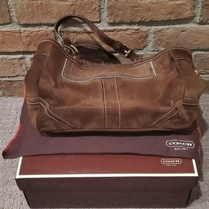 Authentic Vintage COACH Hampton Shopper Tote